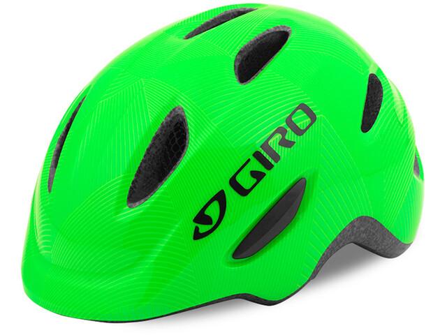 Giro Scamp casco per bici Bambino verde